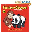 Curious George at the Zoo: A Touch and Feel Book