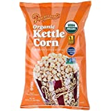 Popcornopolis Organic Kettle Corn, Extra Large 24 Ounce Bag (Gluten Free, Non-GMO, Popped in Coconut Oil)