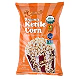 popcornopolis organic popcorn - Popcornopolis Organic Kettle Corn, Extra Large 24 Ounce Bag (Gluten Free, Non-GMO, Popped in Coconut Oil)