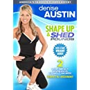 Denise Austin: Shape Up And Shed Pounds [DVD]