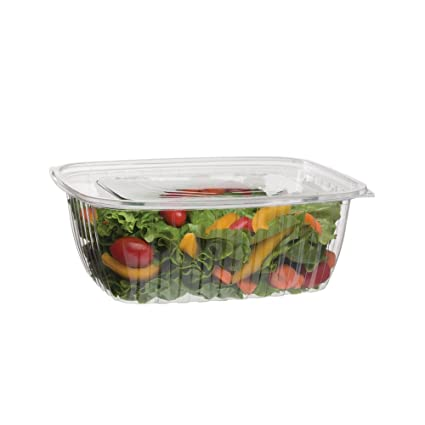 02a08313f423 Eco-Products EP-RC64 Plant-Based Plastic Rectangular Renewable and ...