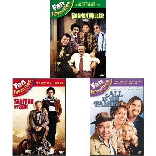Barney Miller - Fan Favorites +  Sanford and Son - Fan Favorites + All in the Family - Fan ()