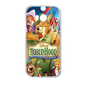 JIANADA Robin hood by kerembeyit Case Cover For HTC M8 Case