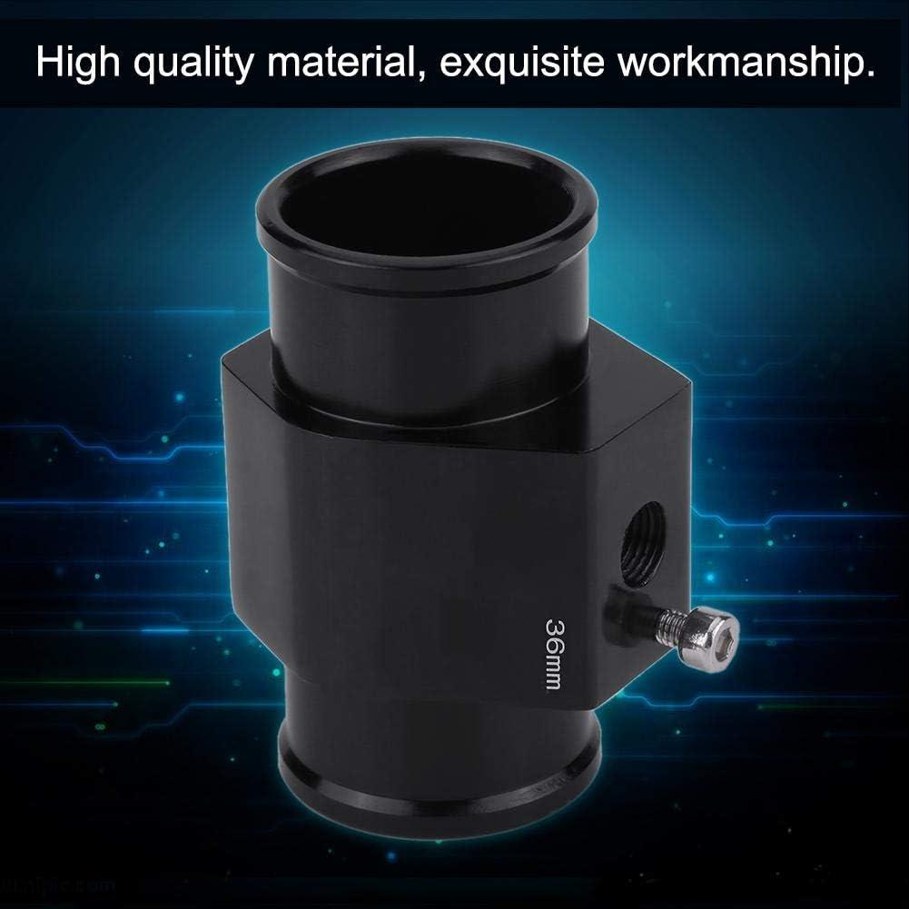 Capteur de Temp/érature de lEau Keenso Adaptateur de Jauge de Tuyau de Temp/érature de lEau de Voiture Sonde de Temp/érature Joint de Radiateur 38mm