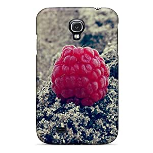 MCUmmYL1222zcGfw AnnetteL Awesome Case Cover Compatible With Galaxy S4 - Raspberry by lolosakes