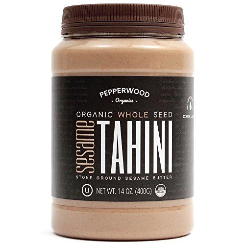 tahini organic - 6