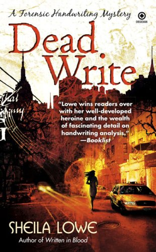 Download Dead Write: A Forensic Handwriting Mystery ebook