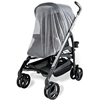 Baby Mosquito Net for Strollers, Carriers, Car Seats, Cradles. Fits Most Pack...