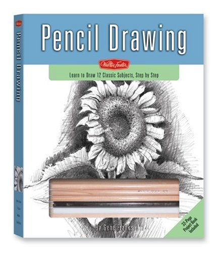 Download Pencil Drawing: Learn to draw 12 Classic Subjects, step by step pdf epub