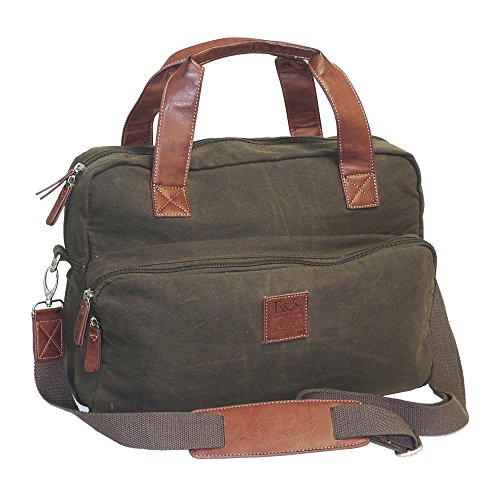 Field & Stream Huntington Urban Briefcase - Olive