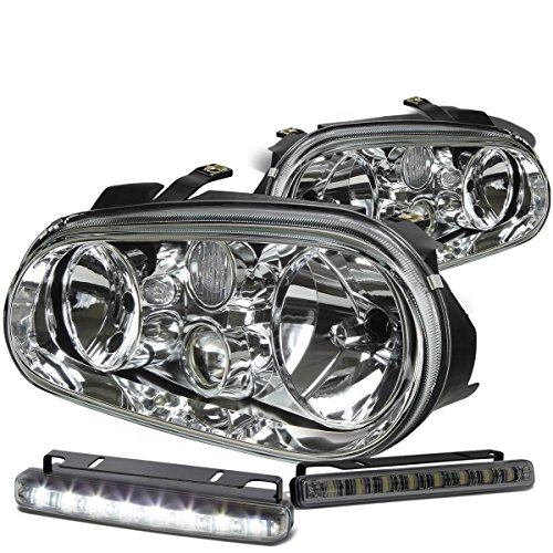 Golf Mk4 Led Tail Lights in US - 5