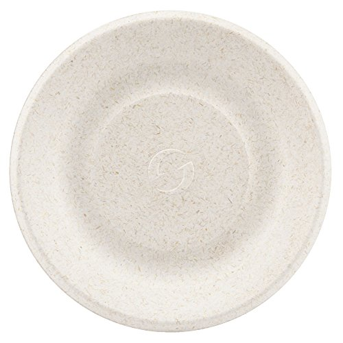 Compostable Ovation 6'' Plate 1000/Case by Greenwave