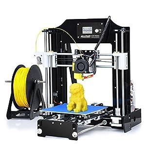 ALUNAR 3D Printer Prusa I3 Kit DIY Desktop FDM 1.75MM PLA Filament Printing Machine