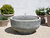 Campania International FT-102-AS Girona Fountain, Alpine Stone Review
