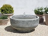 Campania International FT-102-AL Girona Fountain, Aged Limestone