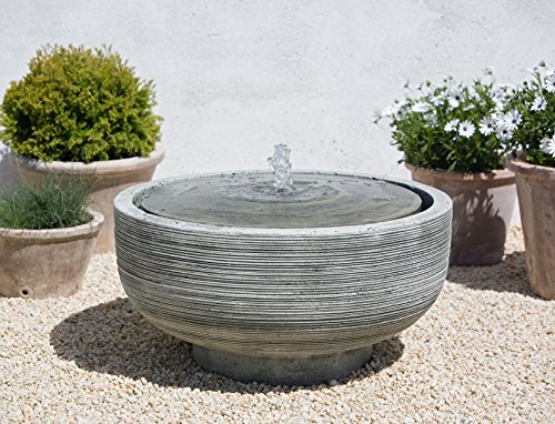 Campania International FT-102-AS Girona Fountain, Alpine Stone ()