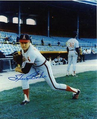 Steve Barber Autographed Photo - Deceased 8x10 W coa - Autographed MLB Photos ()