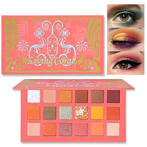 UCANBE Eyeshadow Palette Waterproof Professional product image