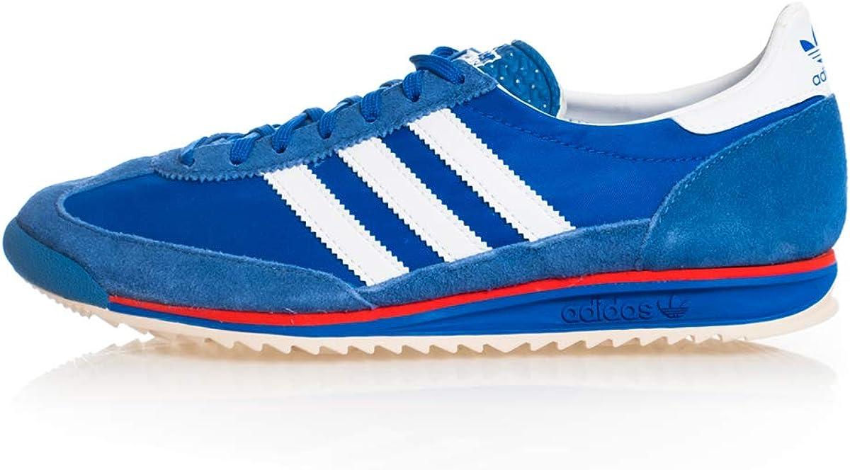 Adidas Originals SL-72 EG6849 (Blue/Cloud Wht, Fraction_41_and_1_Third)