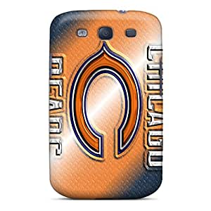 Fashion Protective Chicago Bears Case Cover For Galaxy S3