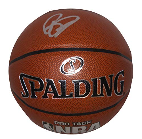 Davis Warriors Baron (Golden State Warriors Baron Davis Autographed Hand Signed NBA Spalding Basketball with Proof Photo of Signing, Charlotte Hornets, Los Angeles Clippers, New York Knicks, UCLA Bruins, COA)