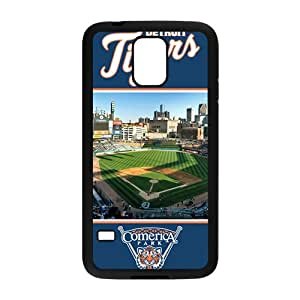 Detroit Tiger Black samsung galaxy s5 case