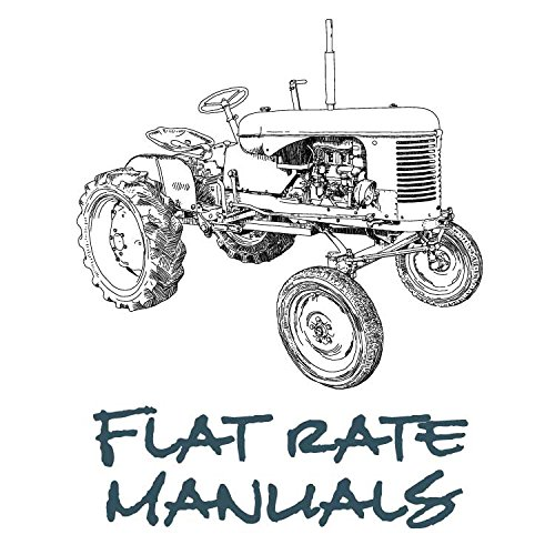 Download Case Tractor Flat Rate Manual pdf