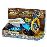 Matchbox Treasure Truck Metal Detector