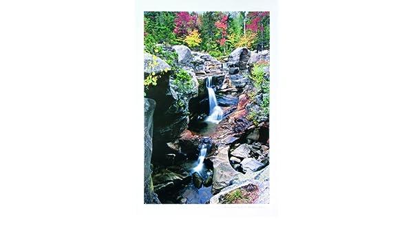 Poster Grafton Notch State Park USA