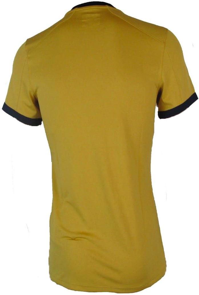 Tottenham Hotspur mujeres pin de rayas oro tercera camiseta de ...