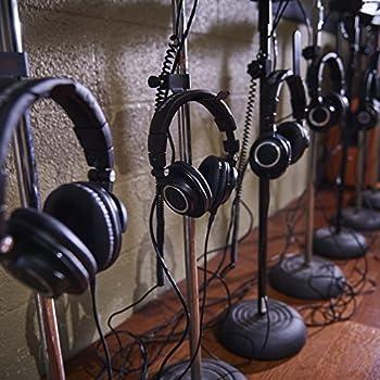 Audio-technica Ath-m50x Professional Studio Monitor Headphones, Black 12