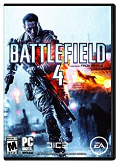 Battlefield 4 [Online Game Code] (B00BXONG7G) | Amazon price tracker / tracking, Amazon price history charts, Amazon price watches, Amazon price drop alerts