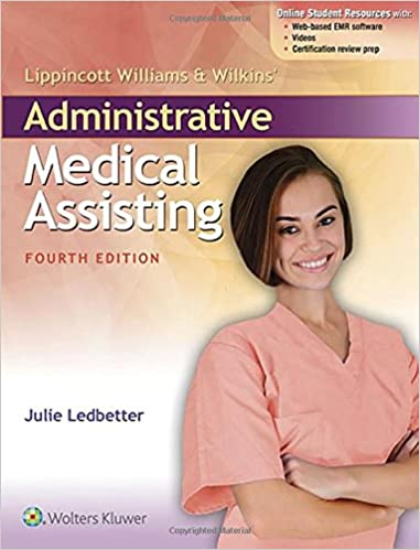 Lippincott williams wilkins administrative medical assisting lippincott williams wilkins administrative medical assisting fourth edition fandeluxe Gallery