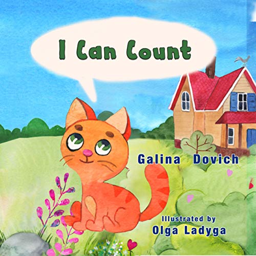 I Can Count (A Little Sheep and Her Friends Book 2)