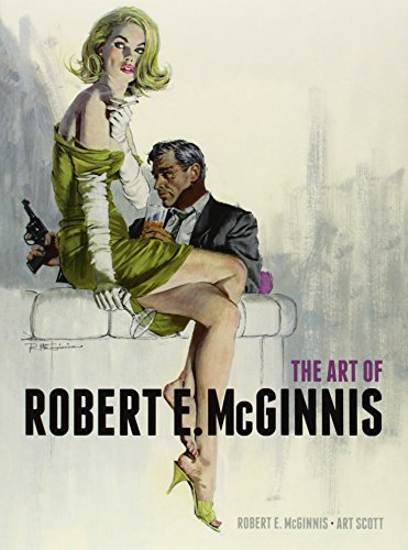 Great Film Posters (The Art of Robert E. McGinnis)