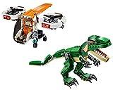 LEGO CREATOR 3 in 1 Drone Explorer and LEGO CREATOR Mighty Dinosaurs BUNDLE