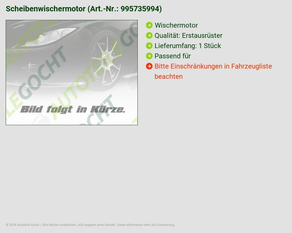 Borrador Motor Parabrisas Delantera para Opel Astra H GTC H H Twin ...