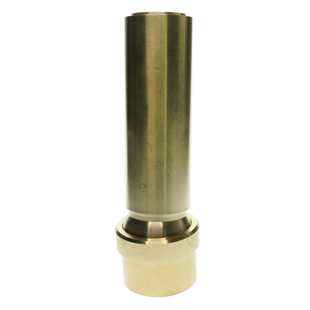 Flameer 1pc 3/4'', 1'', 1-1/2'' Brass Geyser Water Fountain Nozzle Spray Pond Sprinkler Head - 1-1/2inch