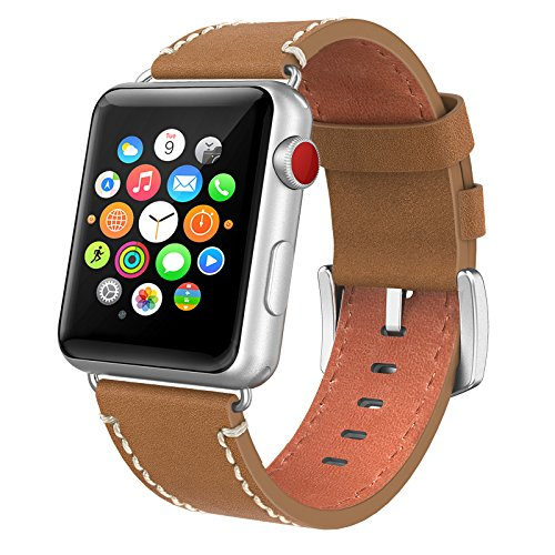 apple-watch-band-38mm-leather-swees-iwatch-genuine-leather-bands-replacement-strap-with-stainless-st