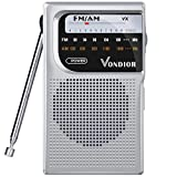 Best Fm Radio Receptions - Analog Pocket Radio (Silver) Review