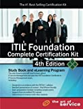 ITIL Foundation Complete Certification Kit - Fourth Edition, Ivanka Menken, 1743331363