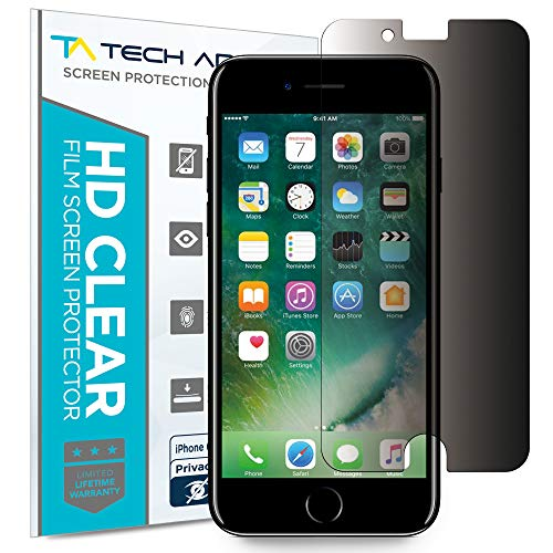Tech Armor 4Way 360 Degree Privacy Film Screen Protector for Apple iPhone 6S Plus / iPhone 6 Plus (5.5-inch) [1-Pack]