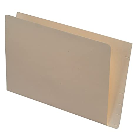 11 Pt Manila Folders Full Cut End Tab Mini Size Box Of 100