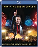 Yanni : The Dream Concert - Live from the Great Pyramids of Egypt [Reino Unido] [Blu-ray]