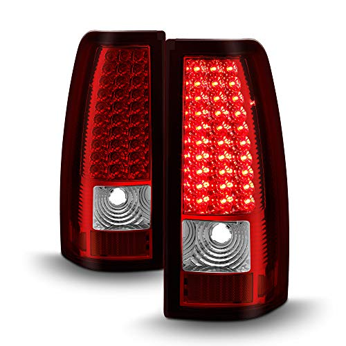 06 Sierra Led Tail Lights in US - 7
