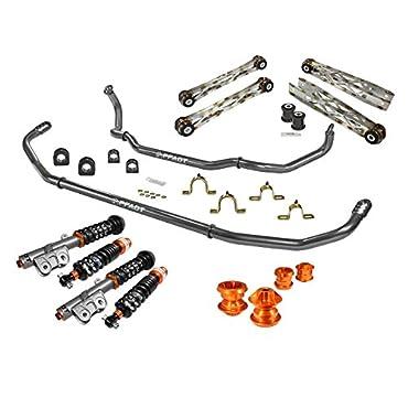 aFe Power 540-402001-N PFADT Series Stage 3 Suspension Package