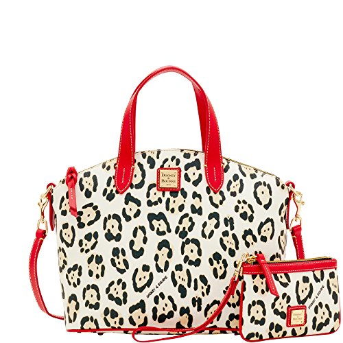 Dooney & Bourke Serengeti Satchel & Medium Wristlet by Dooney & Bourke