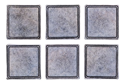 PET STANDARD Filters for Catit Mini Fountains, Pack of 6