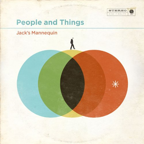 Jacks Mannequin - People And Things (Deluxe)