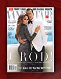 Vanity Fair Magazine (December, 2017) Jennifer Lopez and Alex Rodriguez Cover